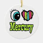 Amor brillante Mercury del corazón I del ojo