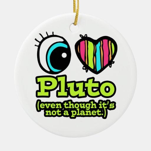 Amor brillante Plutón del corazón I del ojo Ornamente De Reyes