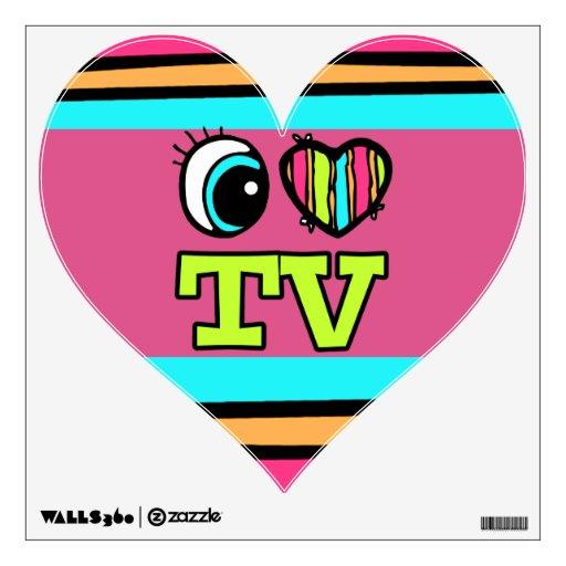 Amor brillante TV del corazón I del ojo