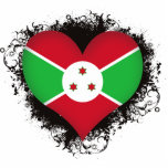 Amor Burundi del vintage I Escultura Fotografica