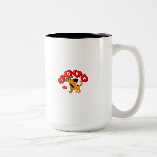 Amor (calabaza) taza de café