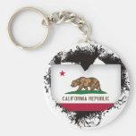 Amor California del vintage I Llaveros