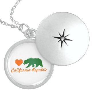 Amor California Pendientes