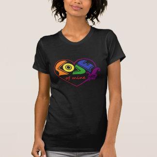 Amor - camiseta de las señoras