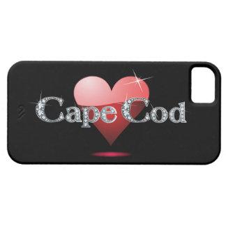 """Amor Cape Cod """"diamante Bling """" Funda Para iPhone SE/5/5s"""
