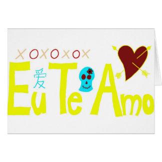 AMOR CARD