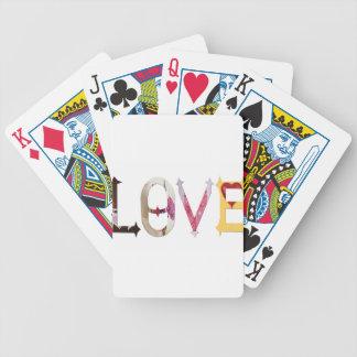 Amor Barajas De Cartas