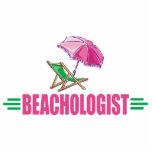 Amor chistoso de I la playa Esculturas Fotograficas