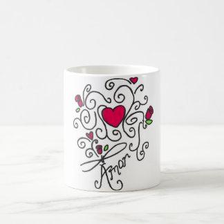 Amor Coffee Mug
