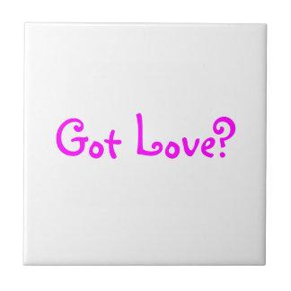 ¿Amor conseguido? - teja