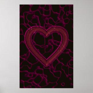 Amor corrompido extracto póster