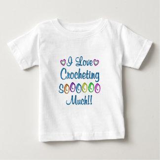 Amor Crocheting tanto Camisas
