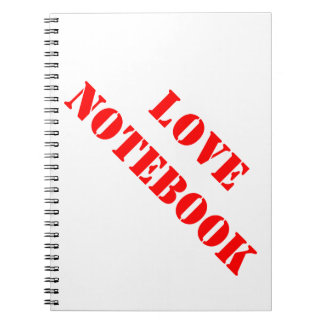 AMOR SPIRAL NOTEBOOKS