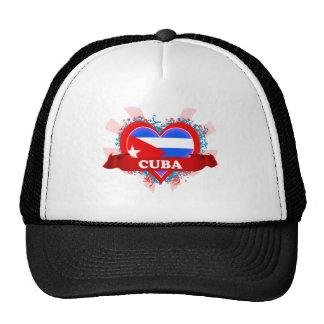 Amor Cuba del vintage I Gorros Bordados