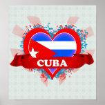 Amor Cuba del vintage I Posters