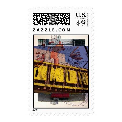 Amor Custom Stamp