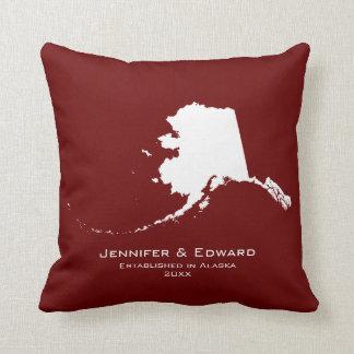Amor de Alaska Cojín Decorativo