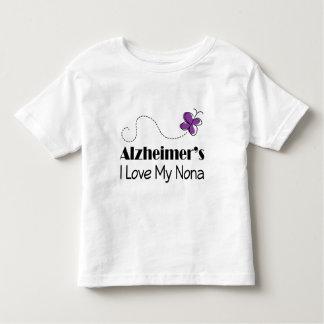 Amor de Alzheimers I mis Nona Playera