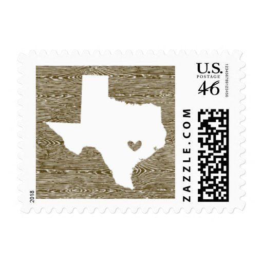 Amor de Austin, TX en falso Bois Envio