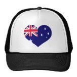 Amor de Australia Gorras