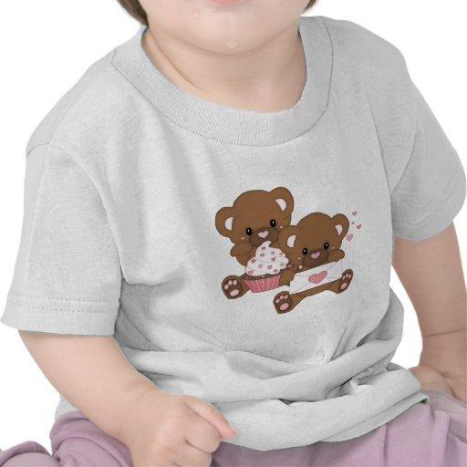 Amor de Bearly Camiseta