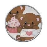 Amor de Bearly Latas De Caramelos