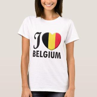 Amor de Bélgica Playera