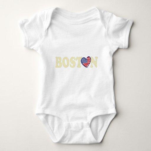 Amor de Boston Body Para Bebé