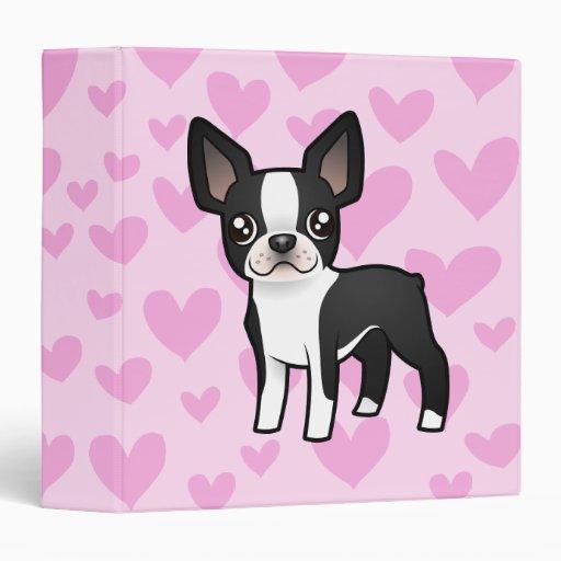 Amor de Boston Terrier