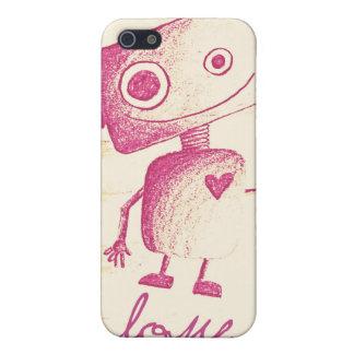 Amor de Botty iPhone 5 Carcasa