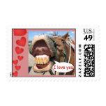 Amor de caballo sellos