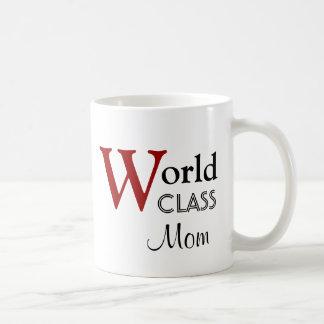 Amor de calidad mundial de la mamá usted G500 Tazas