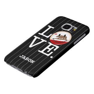 Amor de California Fundas Samsung Galaxy S6