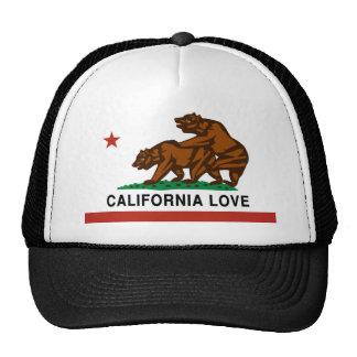 Amor de California Gorros Bordados