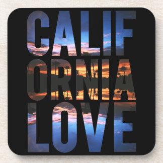 Amor de California Posavasos