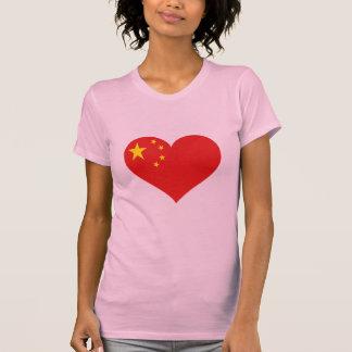 Amor de China Camiseta