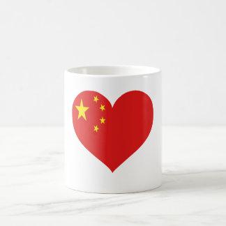 Amor de China Taza