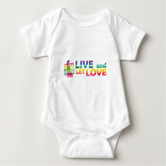 Amor de DE Live Let Camisas