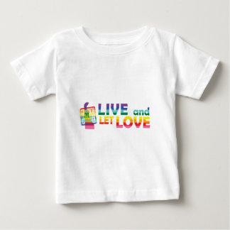 Amor de DE Live Let T Shirt