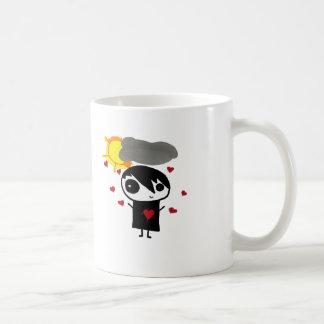 Amor de Emo (muchacho) Tazas De Café