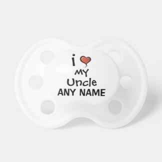 Amor de encargo del pacificador I mi tío Chupete De Bebé