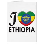 Amor de Etiopía Felicitaciones