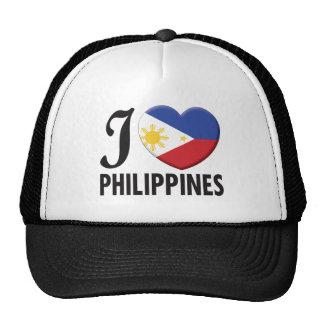 Amor de Filipinas Gorro De Camionero