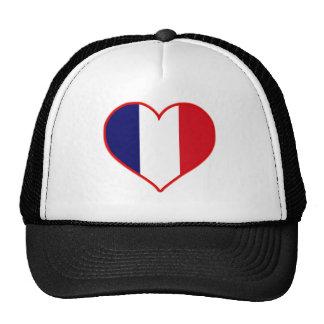 Amor de Francia Gorro De Camionero