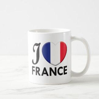 Amor de Francia Taza
