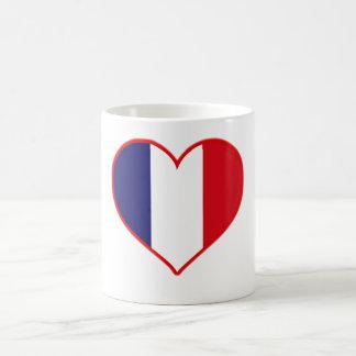 Amor de Francia Taza De Café
