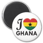 Amor de Ghana Imanes Para Frigoríficos