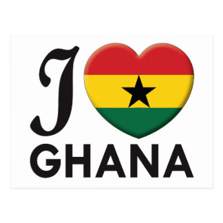 Amor de Ghana Postal