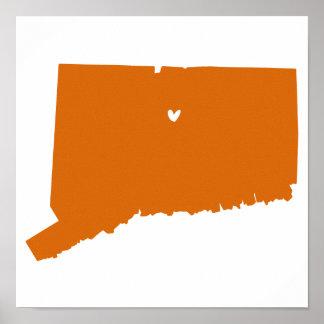 Amor de Hartford, Connecticut Póster