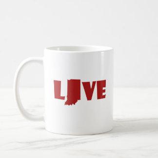 Amor de Indiana Tazas De Café
